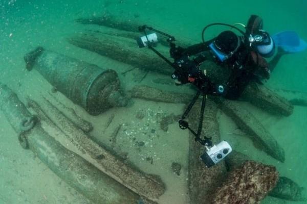 Πορτογαλία: Η «ανακάλυψη της δεκαετίας»! - Βρέθηκε ναυάγιο πλοίου 400 ετών!