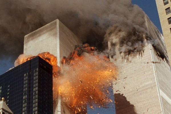 Η φωτογραφία της ημέρας: 11η Σεπτεμβρίου η ημέρα που πάγωσε ο πλανήτης!