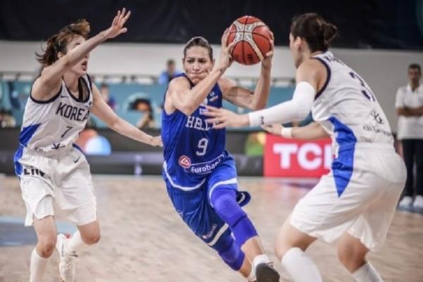 Ελλαδάρα! Σπουδαία πρόκριση για την Εθνική Γυναικών μπάσκετ!