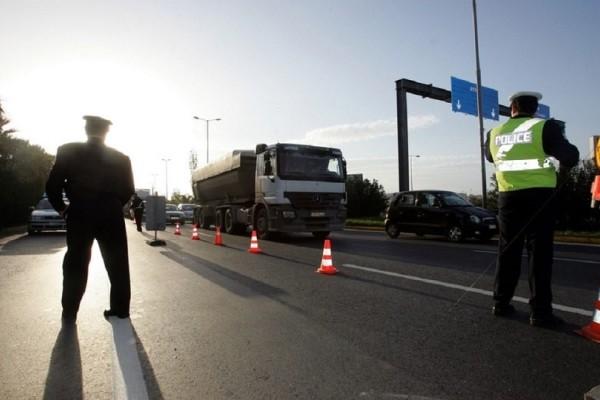 Οδηγοί δώστε βάση: Εργασίες συντήρησης στην Εθνική Οδό Θεσσαλονίκης - Καβάλας!