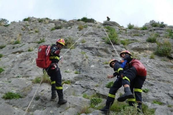 Όλυμπος: Μεγάλη επιχείρηση διάσωσης ορειβάτη!