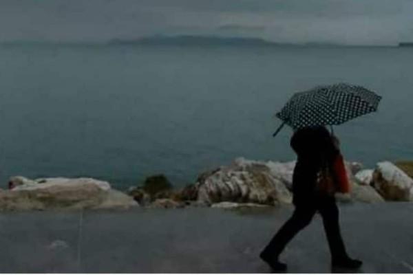 Καιρός: Βροχές και πτώση της θερμοκρασίας!
