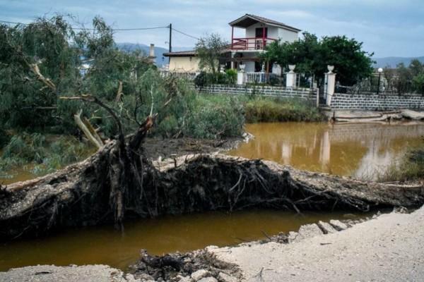 Τυφώνας Ζορμπάς: Αγωνία για τους τρεις αγνοούμενους στην Εύβοια!