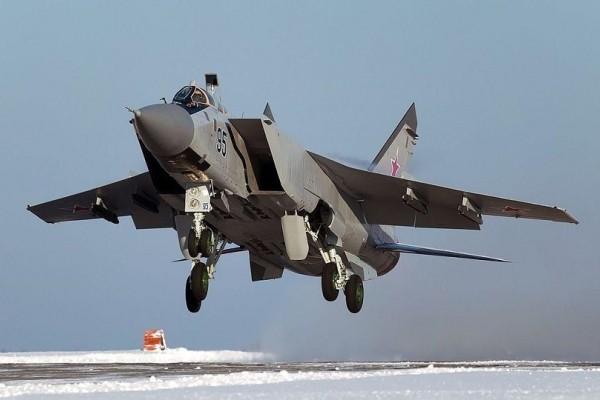 Έκτακτο: Συνετρίβη ρωσικό πολεμικό αεροσκάφος!