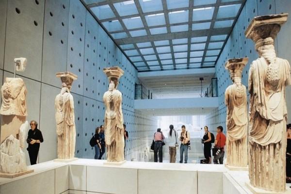 Ελεύθερη είσοδος αυτό το το Σαββατοκύριακο σε μουσεία, μνημεία και αρχαιολογικούς χώρους!