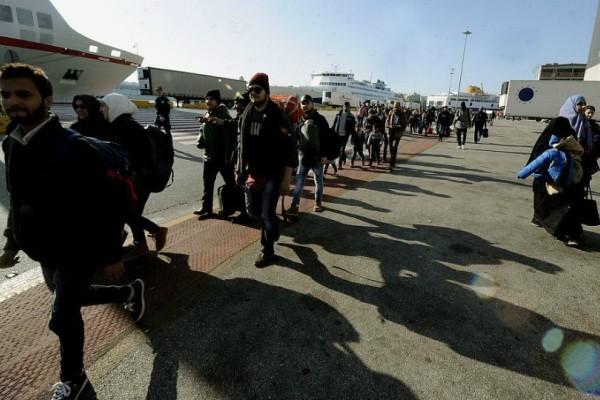 Μόρια: 400 πρόσφυγες αναχωρούν για το hotspot Βόλβης