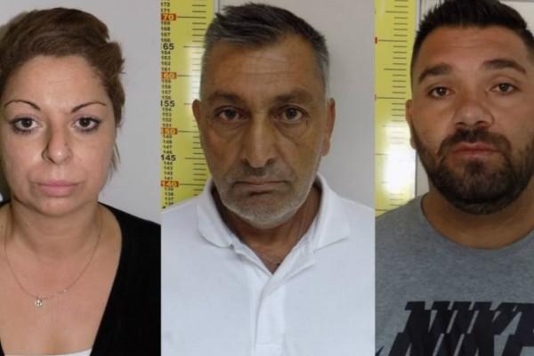 Αυτοί είναι οι απατεώνες που εξαπατούσαν ηλικιωμένους στη Στερεά Ελλάδα
