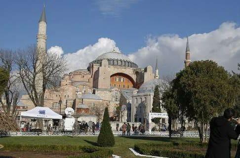 Το Δικαστήριο της Τουρκίας θα κρίνει την τύχη της Αγίας Σοφίας!