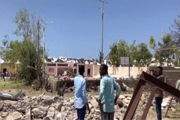 Σομαλία: Έξι νεκροί από επίθεση αυτοκτονίας!
