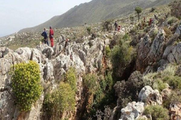 Συναγερμός στην Κρήτη: Άνδρας χάθηκε σε φαράγγι!