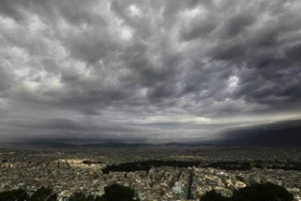 Πέφτει η θερμοκρασία: Συννεφιά και βροχές τις επόμενες μέρες!