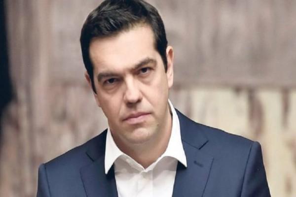 Το πρόσωπο του Τσίπρα σε όλη τη Θεσσαλονίκη! (photos)