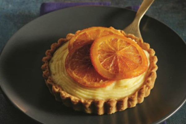 Τάρτα πορτοκάλι!