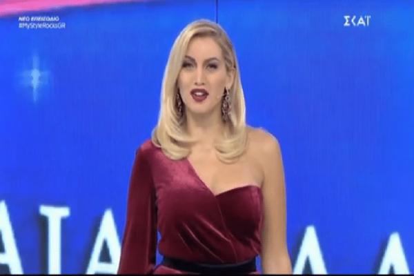 My style rocks 2 gala: Ποια παίκτρια πήρε τα 2.500 ευρώ; (Video)
