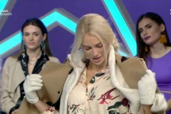 My Style Rocks 2: Χαμός στο πλατό! Ξέσπασε η Καρύδα κατά της Μαγγίρα (video)