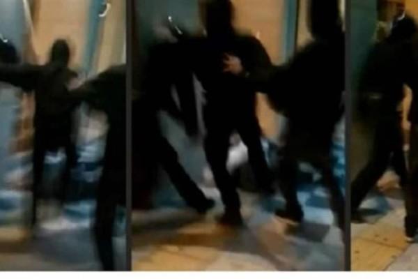 Αντιεξουσιαστές επιτέθηκαν σε Ούγγρο οπαδό στο κέντρο της Αθήνας!