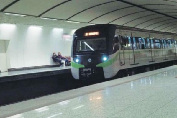 Σας αφορά: Ανατροπή! Αλλαγές στα δρομολόγια του μετρό προς αεροδρόμιο