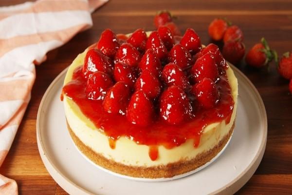 Εύκολο cheesecake! (Video)