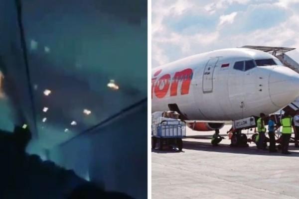 Βίντεο - ντοκουμέντο μέσα από το μοιραίο αεροπλάνο της Lion Air λίγο πριν συντριβεί!