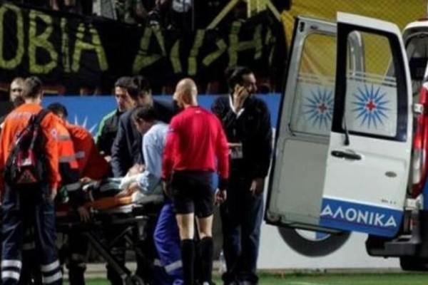 Τραγωδία: Νεκρός οπαδός σε γήπεδο!