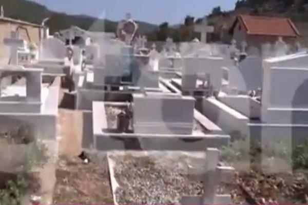 Άγριο έγκλημα στην Κορινθία: Σκότωσε τη γυναίκα του, την έθαψε και δήλωσε την εξαφάνισή της! (video)
