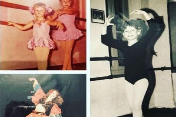 Ποια διάσημη Ελληνίδα ηθοποιός είναι το κοριτσάκι της φωτογραφίας;