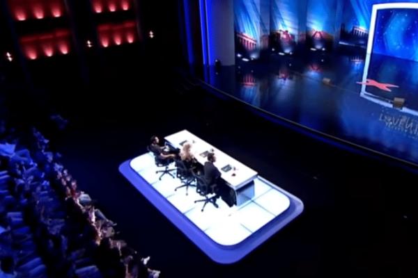 Ελλάδα έχεις ταλέντο: O άνθρωπος που τρέλανε τους κριτές! (video)