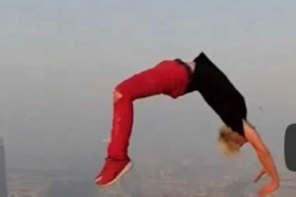 Ασκήσεις ακατάλληλες για...υψοφοβικούς (video)
