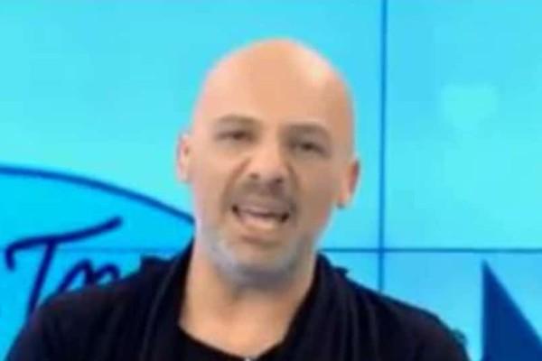Νίκος Μουτσινάς: Τα πρώτα πλάνα από την πρεμιέρα της εκπομπής του στο Open tv (video)