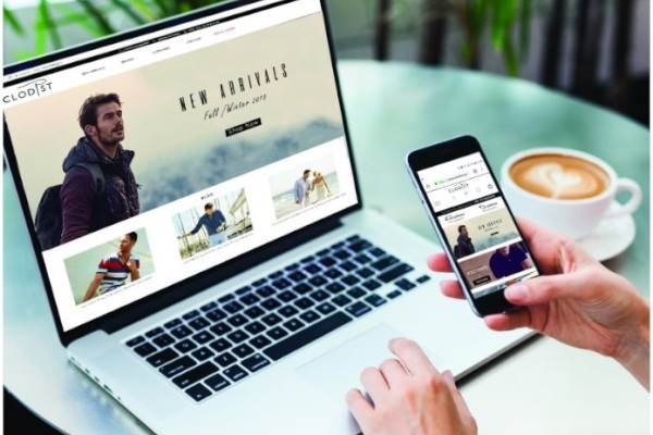 Ο παράδεισος του ανδρικού online shopping!