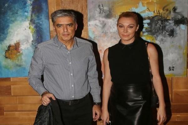 Τατιάνα Στεφανίδου - Νίκος Ευαγγελάτος: Η εντυπωσιακή κουζίνα του ζευγαριού που θα ζήλευε μέχρι και ο Μαμαλάκης!