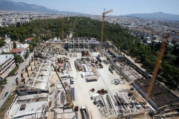 Το νέο γήπεδο της ΑΕΚ από ψηλά μέσω drone!