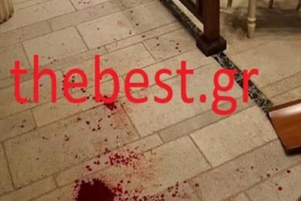 Πάτρα: Αιματηρός καβγάς δύο ανδρών - Ο ένας κρατούσε μπαλτά!