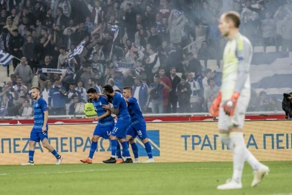 Nations League: Τελικός στην Φινλανδία για την Εθνική!