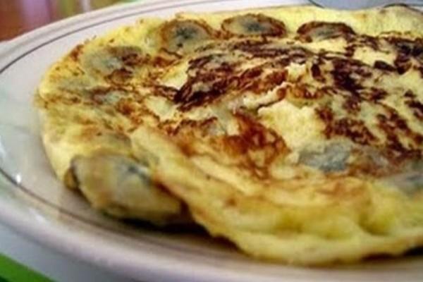 Ομελέτα με μπανάνες: Το μοναστηριακό πρωινό!