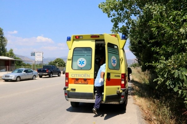 Αιματηρό περιστατικό στην Πάτρα! - Δύο τραυματίες μετά από επίθεση με μαχαίρι
