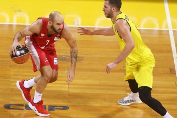 Τα χρειάστηκε ο Ολυμπιακός στην Θεσσαλονίκη!