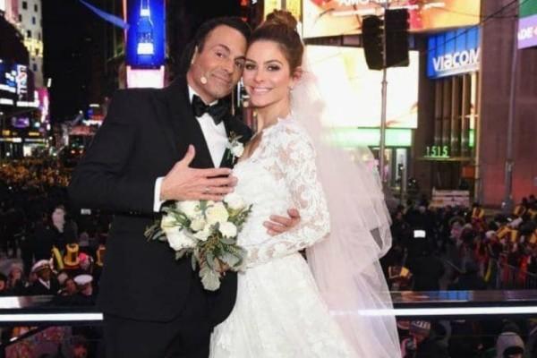 Μαρία Μενούνος: Αποκλειστικές φωτογραφίες  από την προετοιμασία για τον γάμο της παρουσιάστριας!