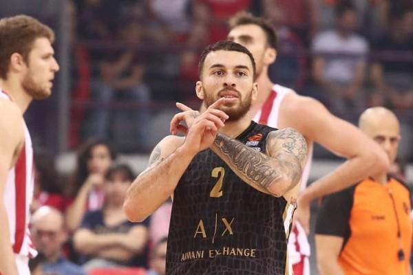 Euroleague: Απίστευτος διασυρμός από την Αρμανί: Έφαγε (παρά ένα) 100 μέσα στο ΣΕΦ ο Ολυμπιακός!