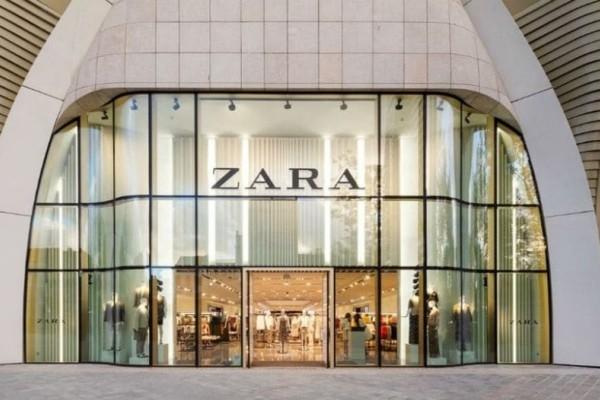 Zara: Το ιδανικό παντελόνι για το γραφείο κοστίζει κάτω από 30 ευρώ!