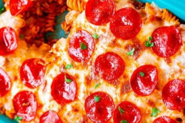 Η υπέροχη συνταγή για πίτσα και...pasta!