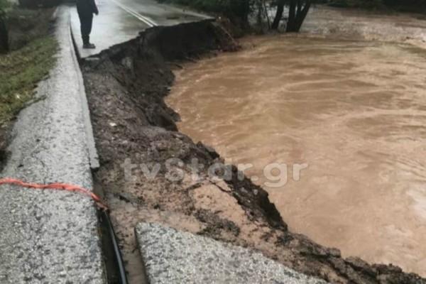 Εύβοια: Τρομερές καταστροφές μετά την επέλαση του Ζορμπά - Κανένα νέο για τους αγνοούμενους (photos)