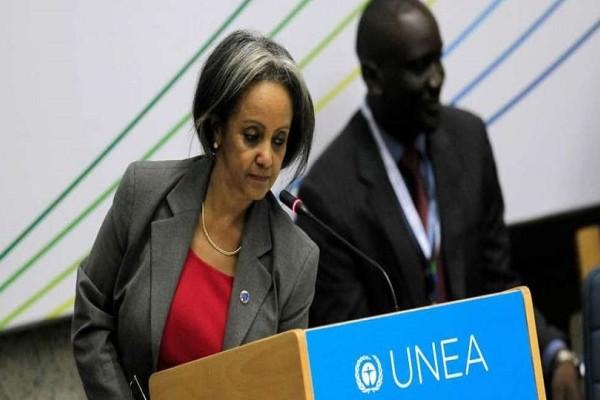 Αιθιοπία: Εκλέχθηκε γυναίκα πρόεδρος για πρώτη φορά!