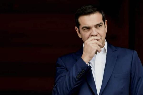 Το Σάββατο ορκίζεται υπουργός Εξωτερικών ο Αλέξης Τσίπρας!