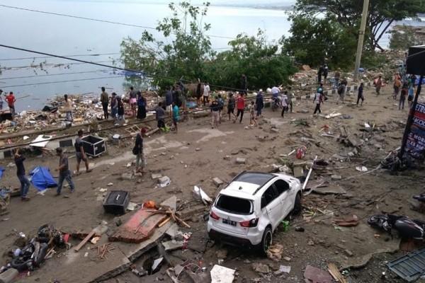 Δεν έχει τέλος η τραγωδία στην Ινδονησία!