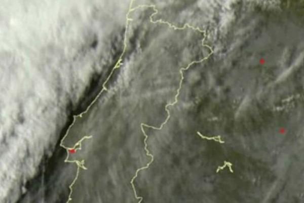 Πορτογαλία: Σε κόκκινο συναγερμό λόγω του κυκλώνα Λέσλι!