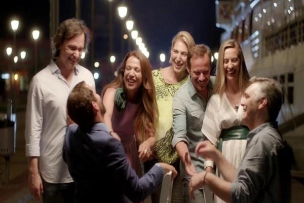 «Λόγω Τιμής»: Η αποκάλυψη βόμβα του Κωνσταντίνου Μαρκουλάκη για την τηλεοπτική σειρά!