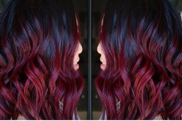 Wine hair: Αυτό είναι το νέο hot χρώμα στα μαλλιά που θα λατρέψεις!