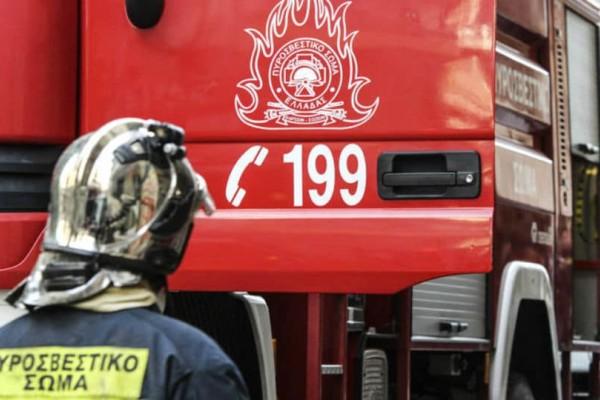 Θεσσαλονίκη: Υπό έλεγχο η πυρκαγιά!
