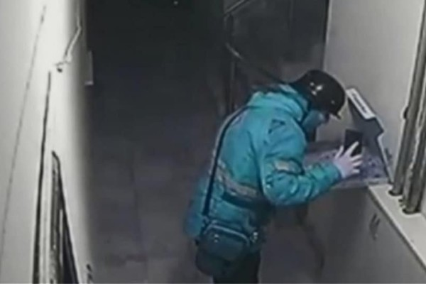 Εξοργιστικό: Φυλάκιση 18 χρόνια σε ντελιβερά που έφτυσε την πίτσα πριν την παραδώσει!